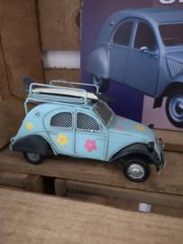 Citroën licht blauw