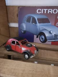 Citroën rood