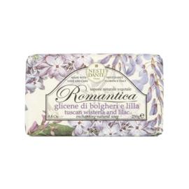 Romantica tuscan wisteria & lilac