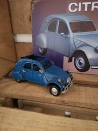 Citroën blauw