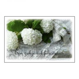 Felicitaties hortensia