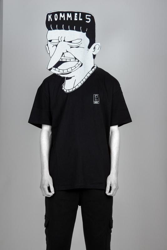 Kommel 5 Black