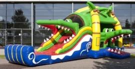 Springkussen Huren Super Multiplay krokodil