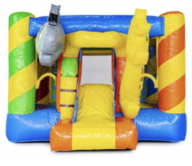 Springkussen Mini Bounce Party huren