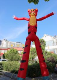 Sky dancer Kat, 2 benen, 6 meter huren