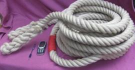 Touw trek touw 20 meter huren