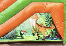 Springkussen huren Dino World