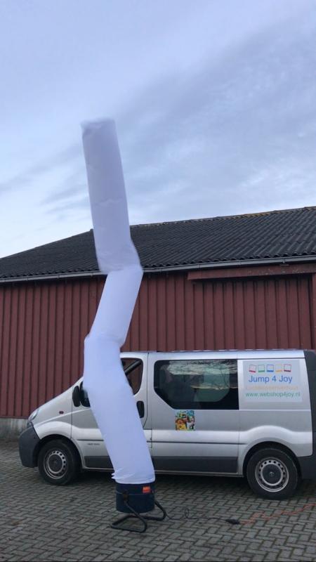 Witte Sky Tube Huren 5 meter