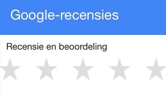 Google recensie Jump 4 Joy
