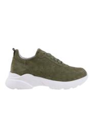 Zusss - Gave sneaker groen