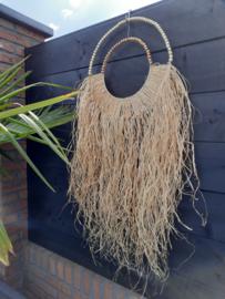 DIY Wandhanger op ring middel