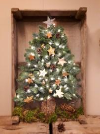Kerst in een Gaasbak