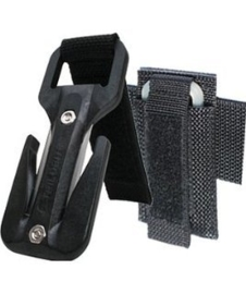Eezycut in Black with Harness Pouch