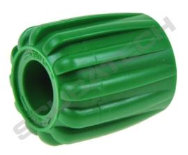 Valve knob green