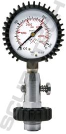 Cylinder testing gauge DIN 300 bar