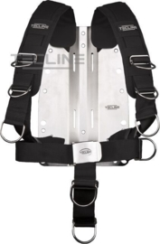 Harness TecLine Comfort -incl. 3mm SS backplate