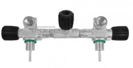 Complete manifold 140mm, 300 bar - Viton