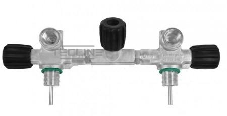 Complete manifold 140mm, 300 bar - Viton