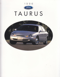 Taurus Sedan & Wagon, 30 pages, English language, 8/1995, # 361