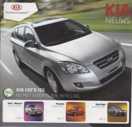 News (program) brochure, 16 pages, 02/2009, Dutch language