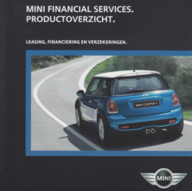 Mini Financial services, 6 small pages, Dutch language, 01/2007 %