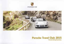 Travel Club 2015 brochure + pricelist, 82 + 32 pages, 10/2014, English language