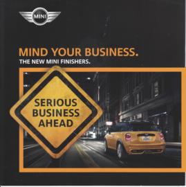 Business editions, 2 pages, Dutch language, 07/2014 %
