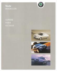 Program brochure, 16 pages, Dutch language, about 2003