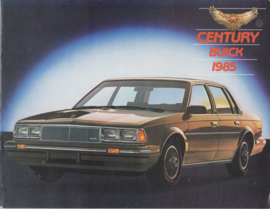 Century 1985, 8 pages, GM-4616, Canada (English)