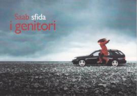 9-5 Wagon postcard, A6-size, Citrus Promotion, Italian language, # 0577