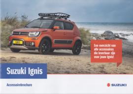 Ignis accessories brochure, 16 pages, #40317, 03/2017, Dutch language