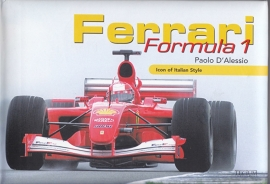 Ferrari Formula 1 history,  190 pages, Dutch & French language, ISBN 978-907-6886-54-1