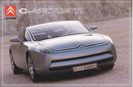 Citroen C-Airdream, sticker, 10 x 15 cm *