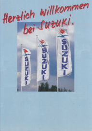 Program brochure, 12 pages, 10/1994, German language