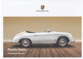 Classic brochure, 64 pages, 11/2018, hard covers, German