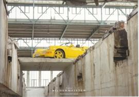 911 Speedster, continental size postcard, Bildermeister, 03/2015