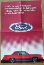 All models, large fold-out, 8 pages, Dutch language, 1980