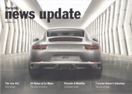 News Update UK with 911 Carrera, 24 pages, 09/2015, English language