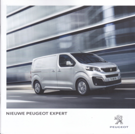 Expert Van brochure, 32 pages, Dutch language, 05/2016