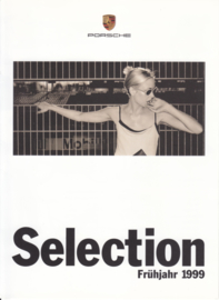 Selection brochure, 8 pages, Spring 1999, German language