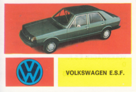 Volkswagen E.S.F., 4 languages, # 200