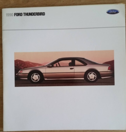 Thunderbird, 24 square large pages, English language, 8/89, # 157