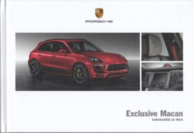 Macan Exclusive, 48 pages, 11/2014, hard covers, German