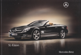 SL-class brochure, 108 pages, 06/2009, German language