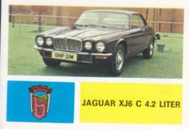 Jaguar XJ6 C 4,2 liter, 4 languages, # 92