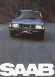 99 GL 2+4-door brochure, 20 pages, 1982, Dutch language