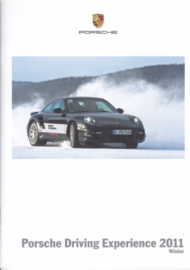 Driving Experience brochure, 32 pages, 06/2010, German language