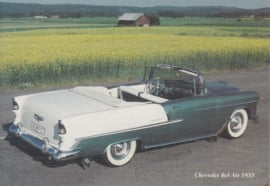 Chevrolet Bel-Air Convertible 1955 - nr. 301