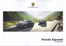 Approved  Used cars brochure, 32 pages, 05/2017, German language