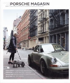 Porsche Magasin, Swedish language, # 23, 2014, 100 pages